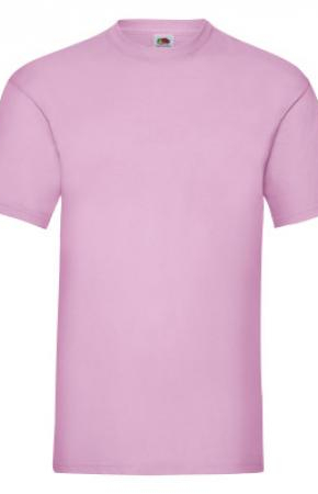 Valueweight Tee Light Pink