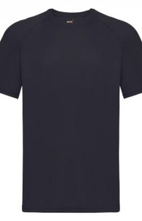 Mens Performance Tee T-Shirt Deep Navy