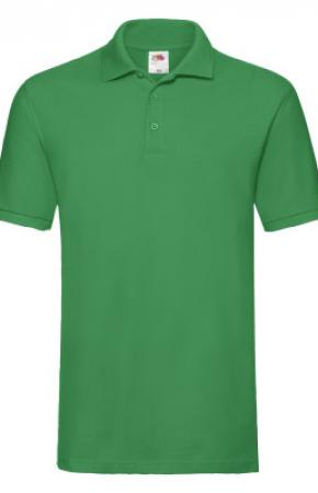 Premium Polo Kelly Green