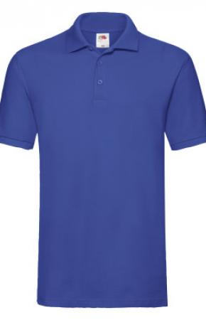 Premium Polo Royal Blue