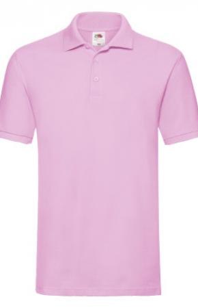 Premium Polo Light Pink