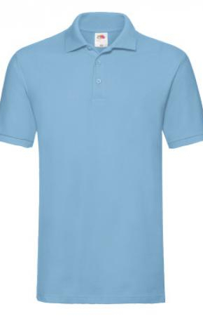 Premium Polo New Sky Blue