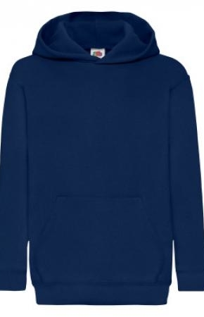 Kids Classic Hooded Swt Deep Navy