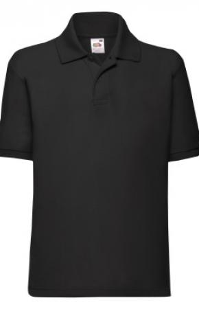Kids Polo 65:35 Black